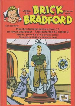 Brick Bradford - planches hebdomadaires tome 13