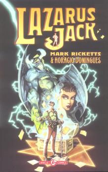 Lazarus jack tome 1 - evasion cosmique