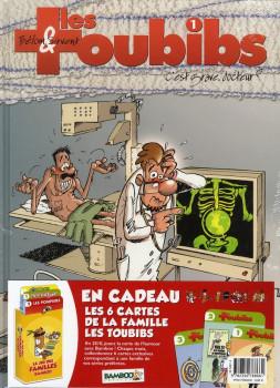 les toubibs tome 1 - c'est grave docteur ?