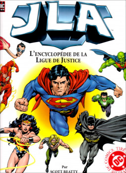 encyclopedie jla