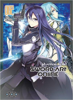 Sword art online - phantom bullet tome 2