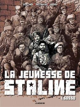 La jeunesse de Staline tome 1