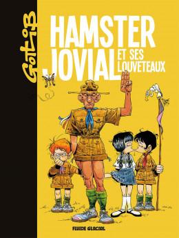 Hamster Jovial et ses louveteaux - édition 2017