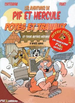Les aventures de pif et hercule tome 2