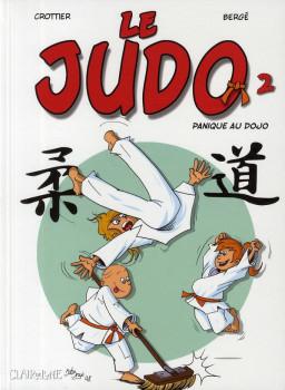 le judo tome 2 - panique au dojo