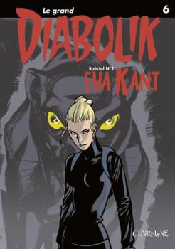 le grand Diabolik tome 6 - spécial tome 2 - Eva Kant