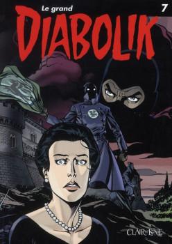 le grand Diabolik tome 7