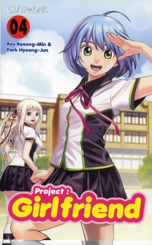 project girlfriend tome 4
