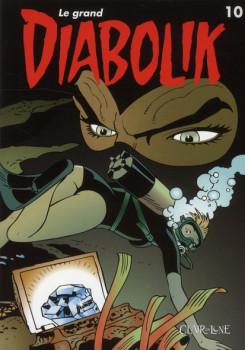 le grand Diabolik tome 10