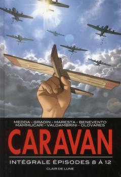 caravan ; intégrale épisodes 8 à 12