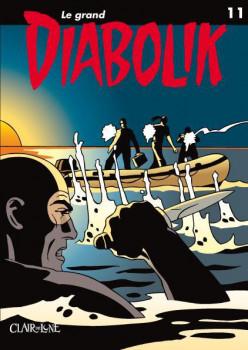 le grand Diabolik tome 11