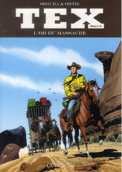 Tex maxi tome 15 - l'or du massacre