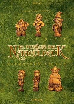 Le donjon de Naheulbeuk - coffret tomes 14 à 18