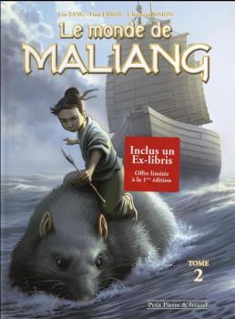 Le monde de Maliang tome 2