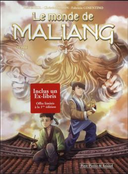 Le monde de Maliang tome 3