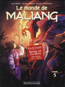 Le monde de Maliang tome 5