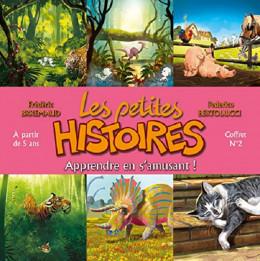 Les petites histoires - coffret tomes 4 à 6