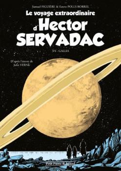 Le voyage extraordinaire d'Hector Servadac tome 3