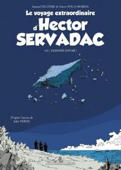 Le voyage extraordinaire d'Hector Servadac tome 4