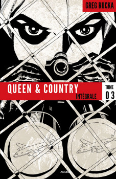 Queen & country - intégrale tome 3