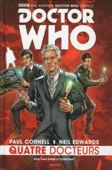 Doctor Who - Les 4 docteurs