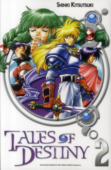 tales of destiny tome 2