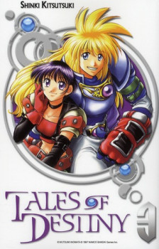 tales of destiny tome 3