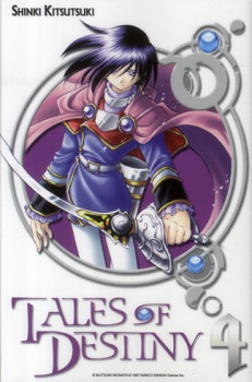 tales of destiny tome 4