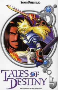 tales of destiny tome 5