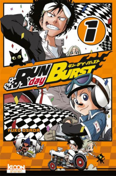 run day burst tome 1
