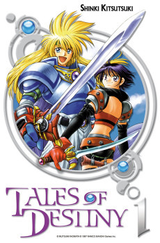 tales of destiny tome 1