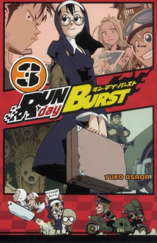run day burst tome 3