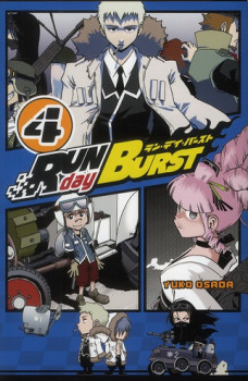 run day burst tome 4