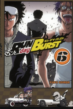run day burst tome 6