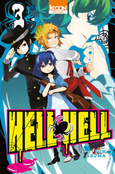 Hell hell tome 3