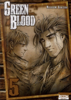 Green blood tome 5
