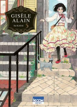 Gisèle Alain tome 5