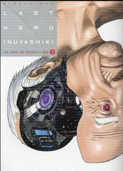 Last hero inuyashiki tome 3