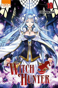 Witch hunter tome 18