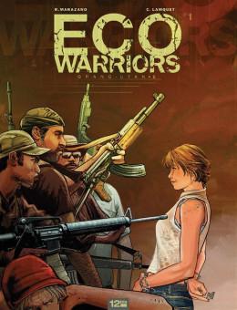 eco warriors tome 1 - orang-outan