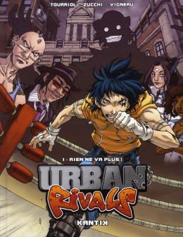 urban rivals tome 1