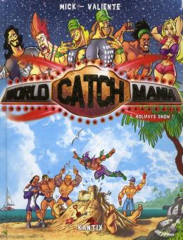 world catch mania tome 2