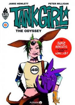 tank girl ; the odyssey