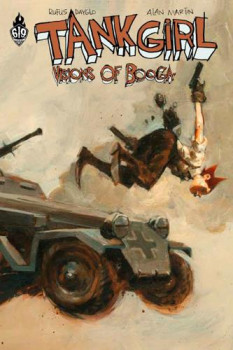 tank girl : visions of booga