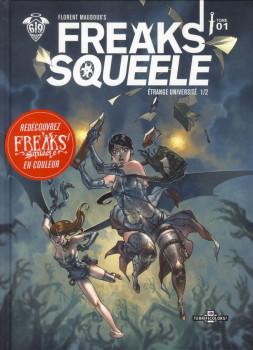 Freaks' squeele tome 1 - édition couleur 1/2
