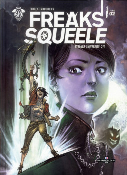 Freaks' squeele tome 2 - édition couleur 2/2