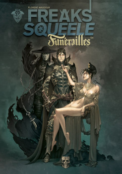 Freaks' squeele - funérailles tome 1