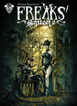 Freaks' Squeele tome 7 - Collector