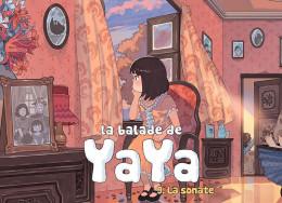 La balade de Yaya tome 9 - la sonate