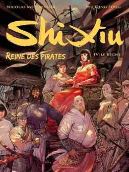 Shi Xiu, reine des pirates tome 4